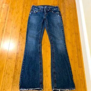 SILVER jeans size 27 great condition